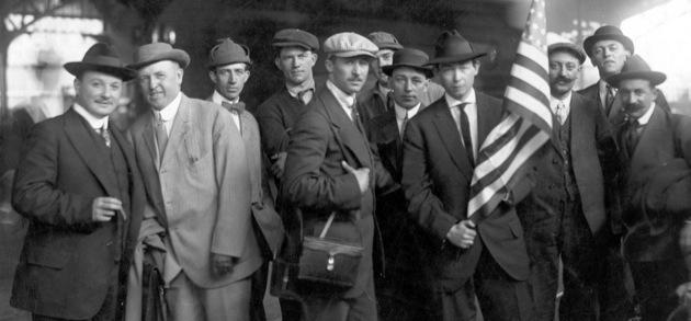 Photo of founding team